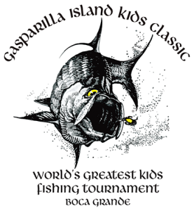 Gasparilla Island Kids Classic Tarpon Tournament Official Logo